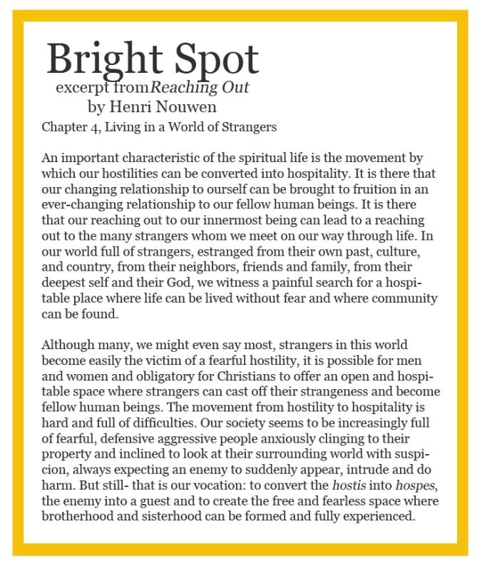 bright spot 1